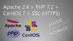 CentOS+Apache+PHP