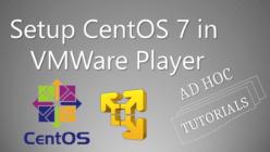 CentOS+VMWare