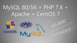 MySQL PHP CentOS