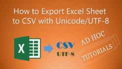 Excel_CSV_Unicode
